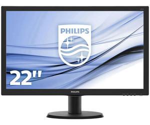 Ecran Philips 21,5''